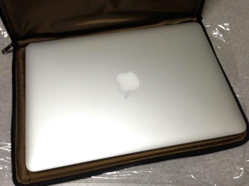 MacBookProバック