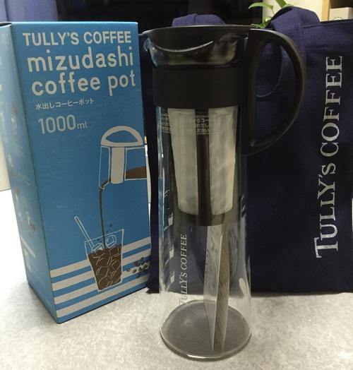 タリーズ水出しコーヒー
