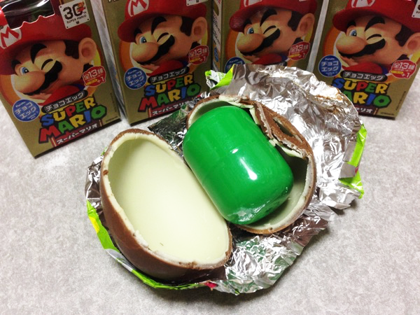 チョコエッグ マリオ