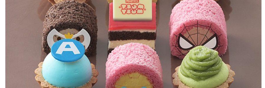 マーベルツムツムプチケーキ